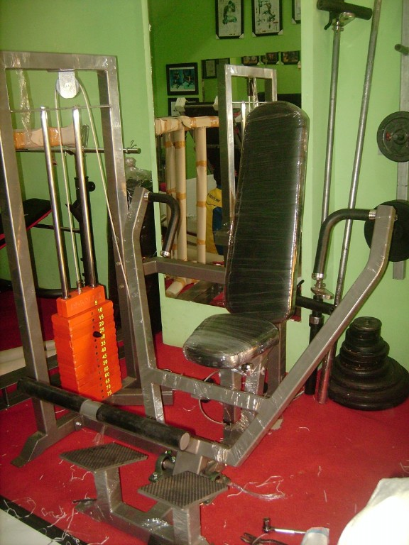 Chest press BODYFIT BD-006
