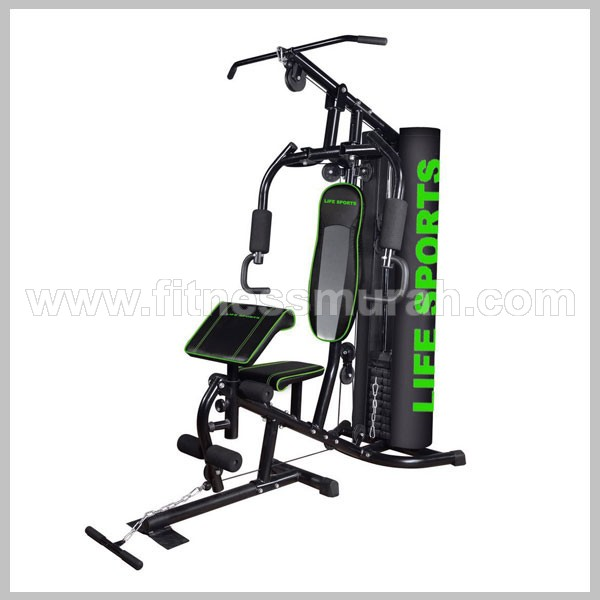 Homegym 1 sisi plus cover