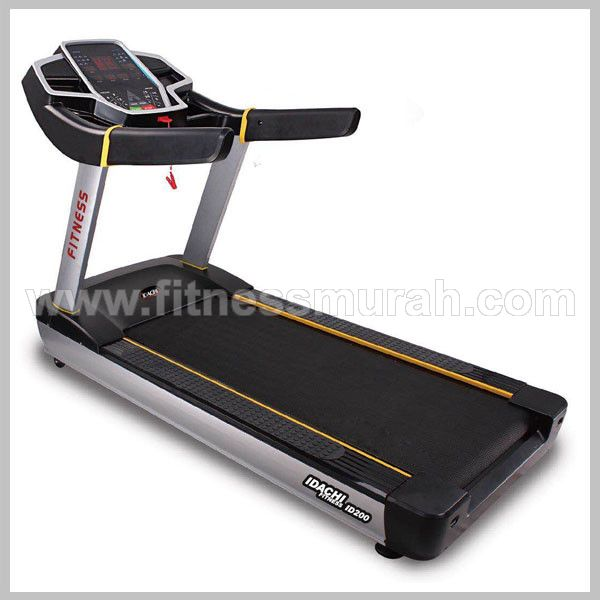 ID 200AC - Commercial Treadmill