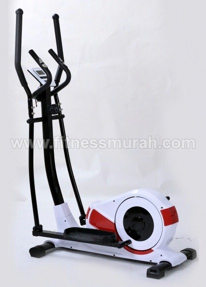 RECUMBENT BIKE WHITE